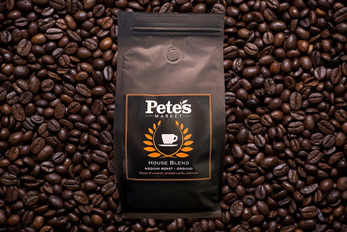 Petes Coffee Chicago Store